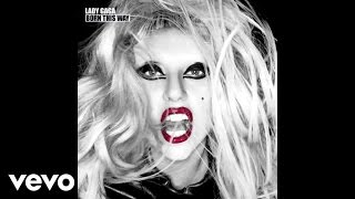 Lady Gaga - Heavy Metal Lover (Official Audio)