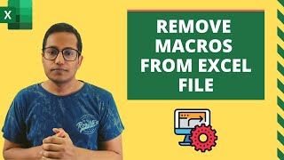 How to Remove Macros from an Excel File (2 Easy Ways)