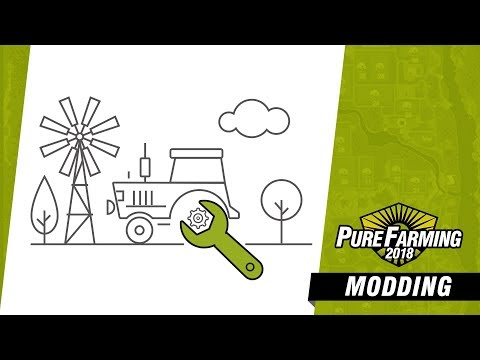 Mod Support Coming to Pure Farming 2018 thumbnail