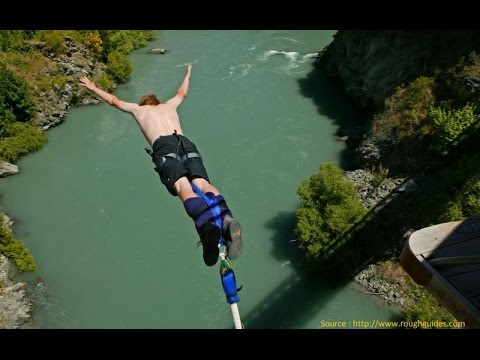 ❤ FIRST TIME BUNGEE JUMPING ❤ How to Bungee Jump