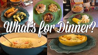 What's for Dinner?| Family Meal Ideas| February 4-9, 2019
