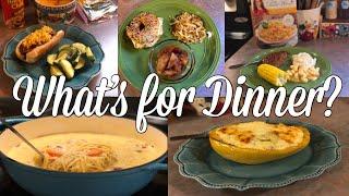 What's for Dinner?| Family Meal Ideas| February 4-9, 2019