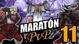Batallas de Maratón PVP #11 - Mutants Genetic Gladiators