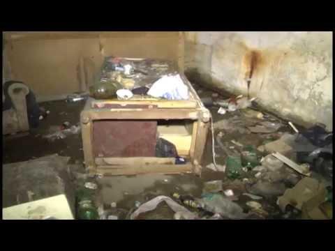 02 11 2015 потоп в доме по улице Ленина 66