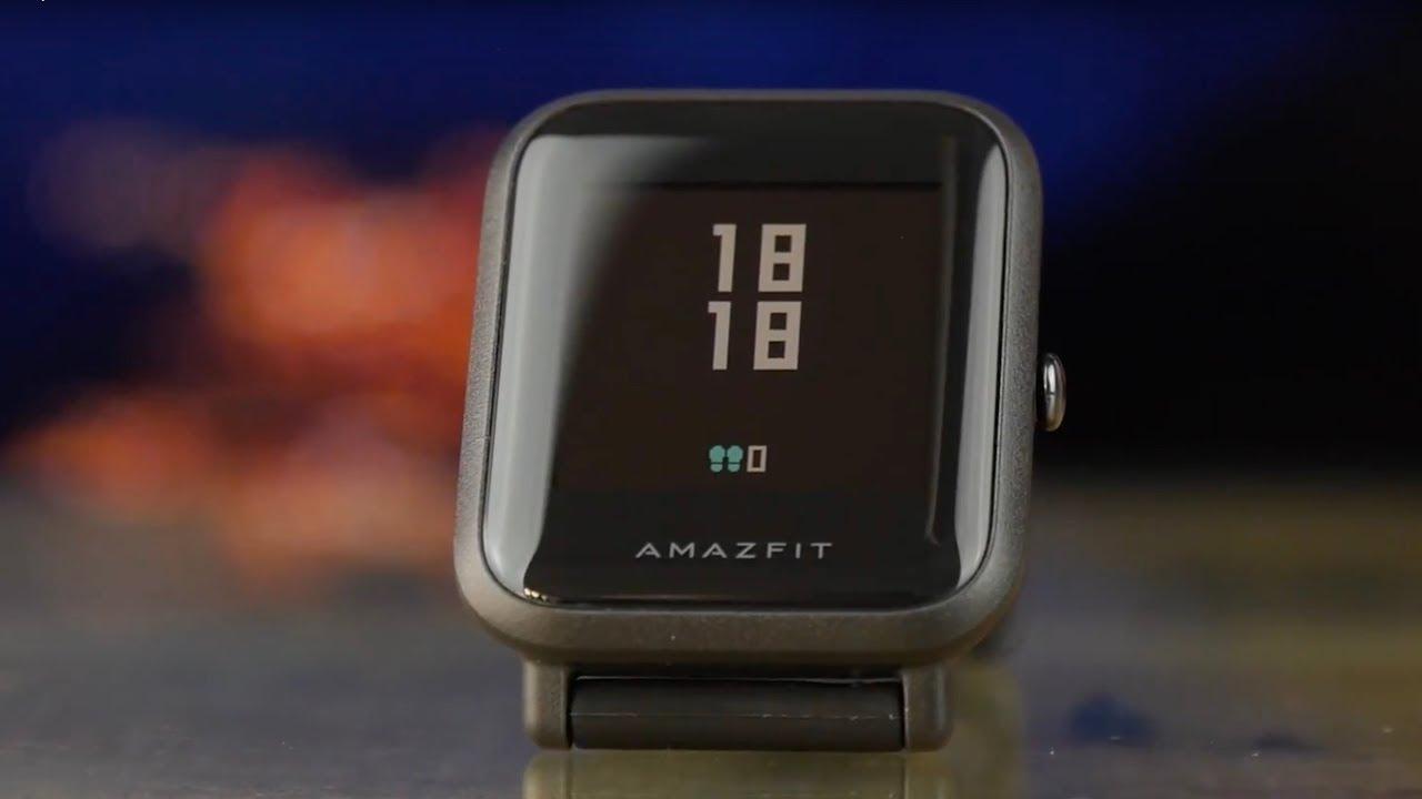 Смарт-часы Amazfit Bip (Kokoda Green) A1608 video preview