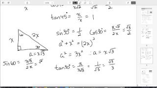 04 Special Right Triangles