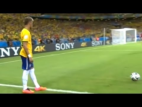 Neymar Jr Brazil : 11 Goals That Schocked The World