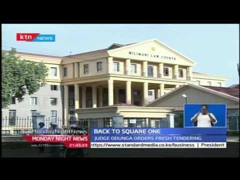 IEBC sent back to drawing board as High Court dismisses Sh2.5 billion tender