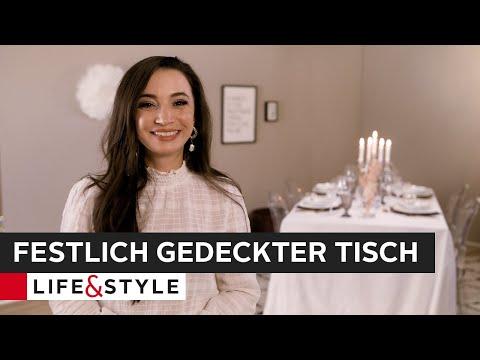 Tipps & Tricks rund um das Thema Tisch decken & festlich dekorieren | OTTO