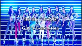 Girl's Generation Live Do the Catwalk