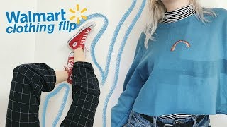 Walmart Clothing Flip / An Ugly To Trendy Transformation