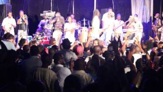 Beautiful Nubia - What A Feeling! (Live, April 2015)