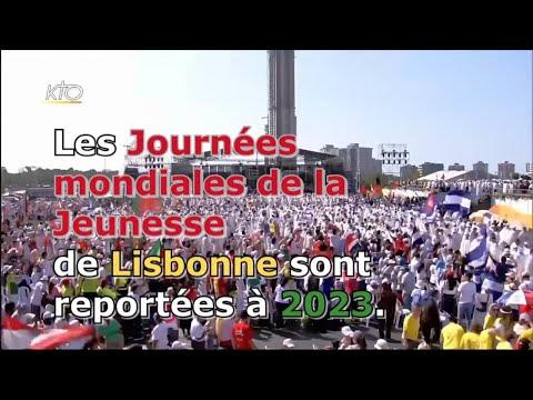 #JMJ reportées à 2023 : le message du Patriarche de Lisbonne