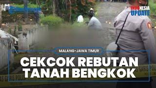 Kronologi Insiden Carok yang Tewaskan Mantan Kadus di Malang, Berawal dari Cekcok soal Tanah Bengkok