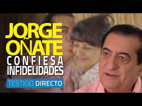 Confesó Sus Infidelidades Jorge Oñate