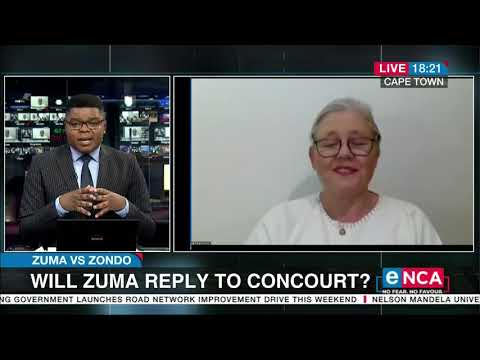 Will Jacob Zuma respond to the Constitutional Court?