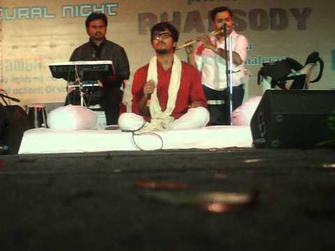Aawargi ghazal live