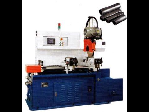 JE-485 Fully Automatic Servo Pipe Cutting Machine