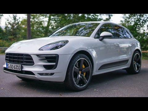 2016 Porsche Macan GTS Test Drive - Review - Fahrbericht [Deutsch] ///Lets Drive///