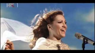 Nina Badric - Nebo (Croatian Song For Eurovision Song Contest 2012.)