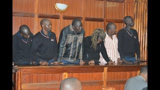 How police cracked CCTV to track gang in Sh72M heist | PRESS REVIEW