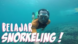 preview picture of video 'Tips Snorkeling Bagi Pemula'