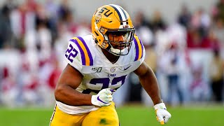 Clyde Edwards-Helaire LSU Highlights