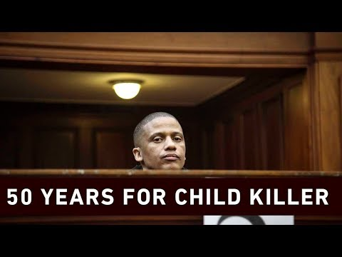 Fifty year sentence for child Killer