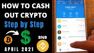 How to withdraw Binance Coin to CASH using Binance (withdraw SafeMoon, ElonGate etc.) to USD/EUR