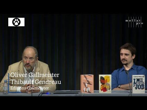 Matinale Lectures d'été - O.Gallmeister