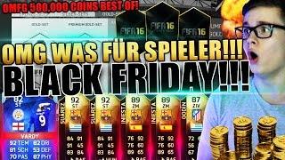 FIFA 16 PACK OPENING DEUTSCH  FIFA 16 ULTIMATE TEAM  OMG BEAST PACKS 500K BEST OF VARDY & CO