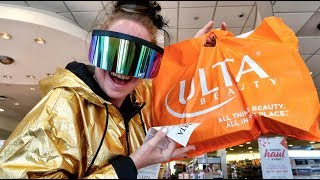 Baked Potato Goes Clearance Makeup Shopping at ULTA-  Follow Me Around