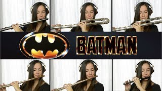 Batman Theme on Flute + Sheet Music!