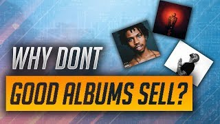 Can BAD Albums Sell A Lot First Week?
