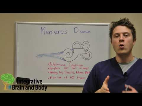 Video What Are The Symptoms of Meniere's Disease?