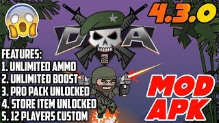 mini militia hack apk download unlimited ammo and nitro and health
