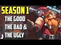 Paladins Season 1 The Good, the Bad and the Ugly