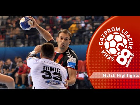 Match highlights: Vardar vs Nexe