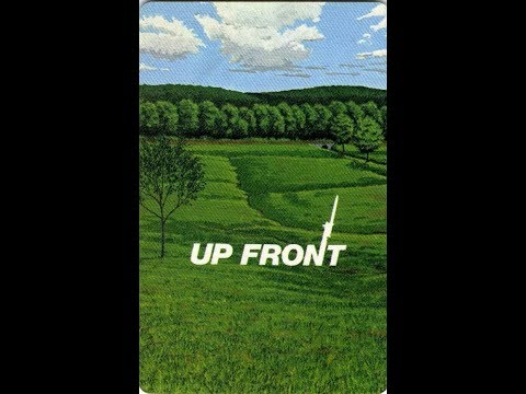 """""""Up Front"""" Introduction & Overview"""