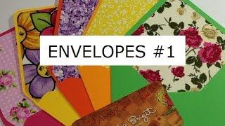 Envelopes #1 - Estúdio Brigit