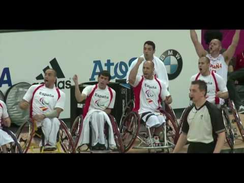 Objetivo Río. Paralímpicos