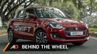 2018 Suzuki Swift GLX CVT Review - Behind The Wheel