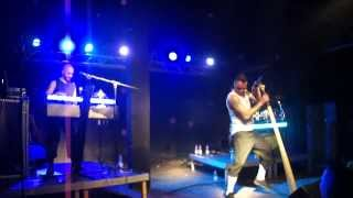Funker Vogt - Tragic hero (live in Erfurt 23.11.2013)