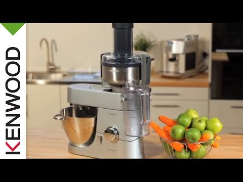 Kenwood Metal Juice Extractor (AT641)   Kitchen Machine Attachment