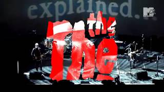 THE THE - Armageddon Days (Are Here Again) (Live in London 2018) HD