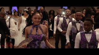 Best Entrance Ever | African Wedding |