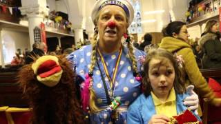 Fools for Christ: The Grimaldi Clown Church Service 2016