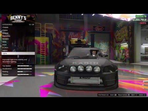 GTA 5 DLC UPDATE! - NEW Karin Sultan RS Super Car Ultimate