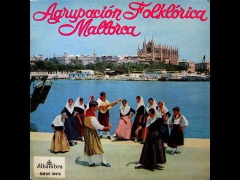 Agrupación Folklórica Mallorca - Copeo De Sineu - EP 1965