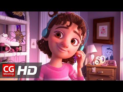 "CGI Animated Short Film: ""Material Girl"" by Jenna Spurlock | CGMeetup"